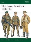 The Royal Marines 1939-93 als Taschenbuch