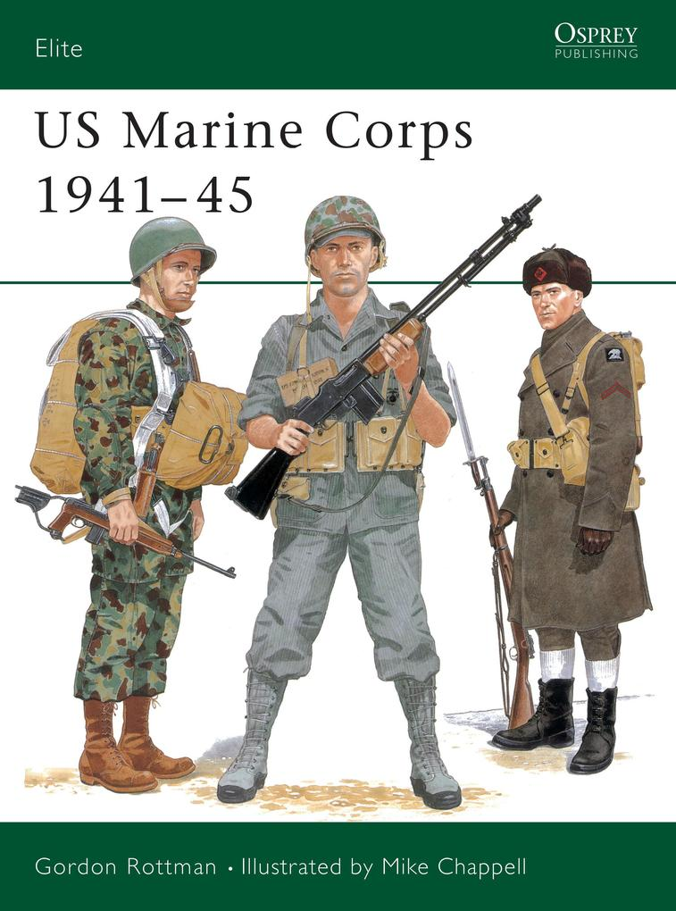 U.S.Marine Corps, 1941-45 als Taschenbuch