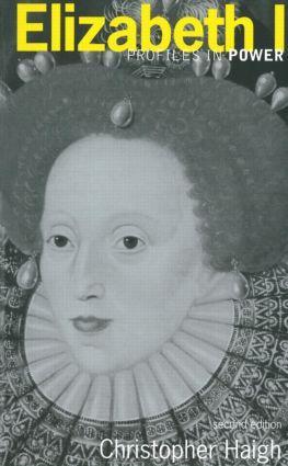 Elizabeth als Buch