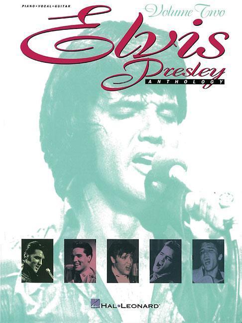 Elvis Presley Anthology - Volume 2 als Taschenbuch