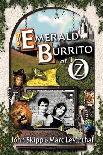 The Emerald Burrito of Oz als Taschenbuch