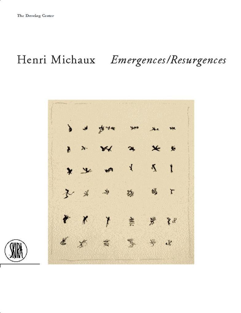 Henri Michaux: Emergences-Resurgences als Taschenbuch
