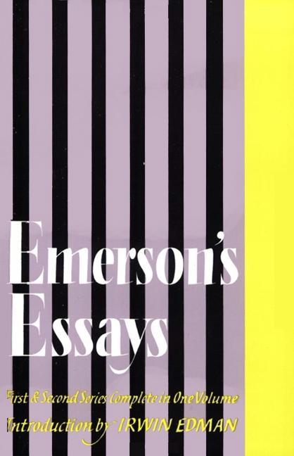 Emerson's Essays als Taschenbuch