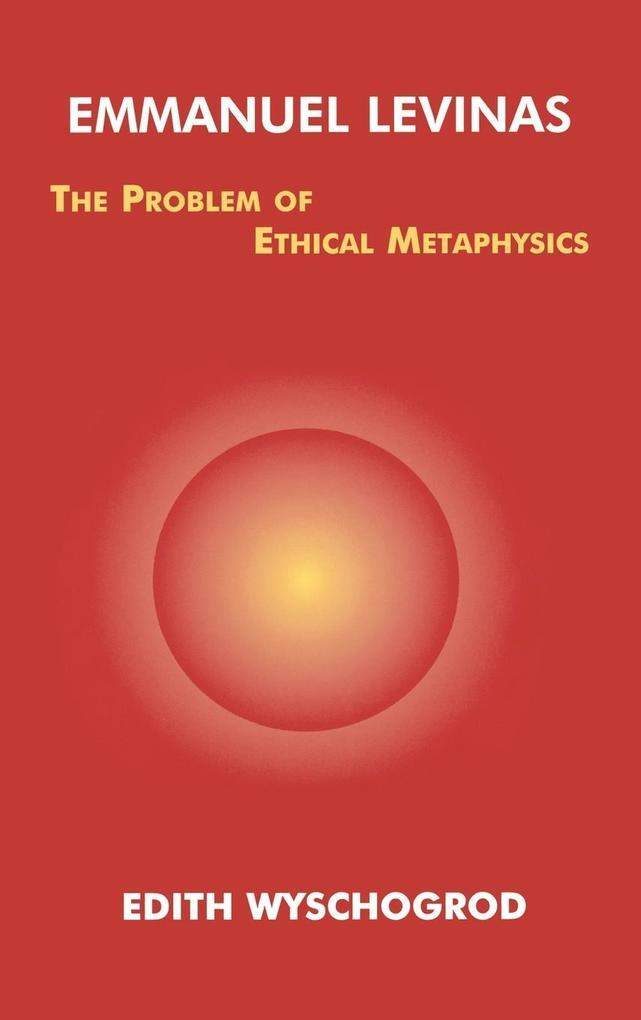 Emmanuel Levinas als Buch