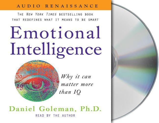 Emotional Intelligence: Why It Can Matter More Than IQ als Hörbuch