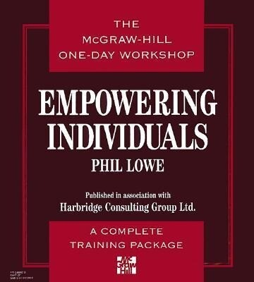 McGraw-Hill One-Day Workshop: Empowering Individuals als Buch