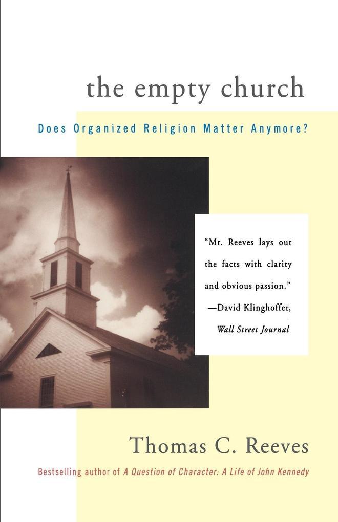 The Empty Church als Taschenbuch