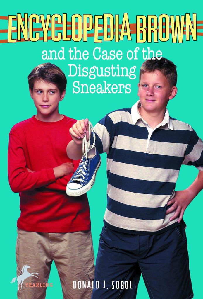 Encyclopedia Brown and the Case of the Disgusting Sneakers als Taschenbuch