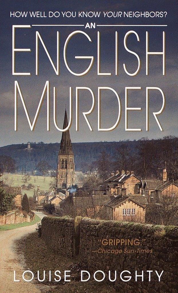 An English Murder als Taschenbuch