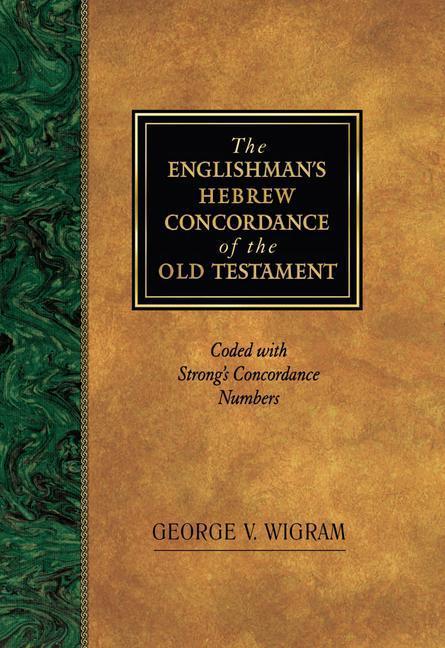 Englishman's Hebrew Concordance als Taschenbuch