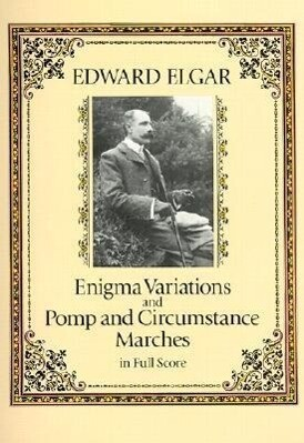 Enigma Variations and Pomp and Circumstance Marches in Full Score als Taschenbuch