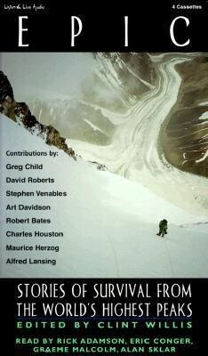 Epic: Stories of Survival from the World's Highest Peaks als Hörbuch