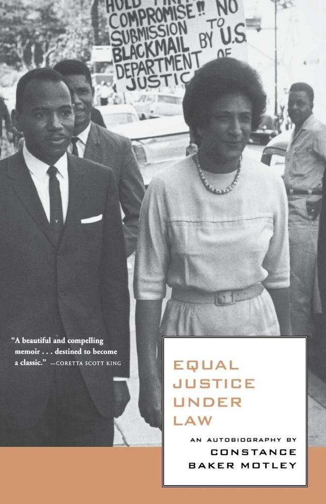 Equal Justice Under Law als Taschenbuch