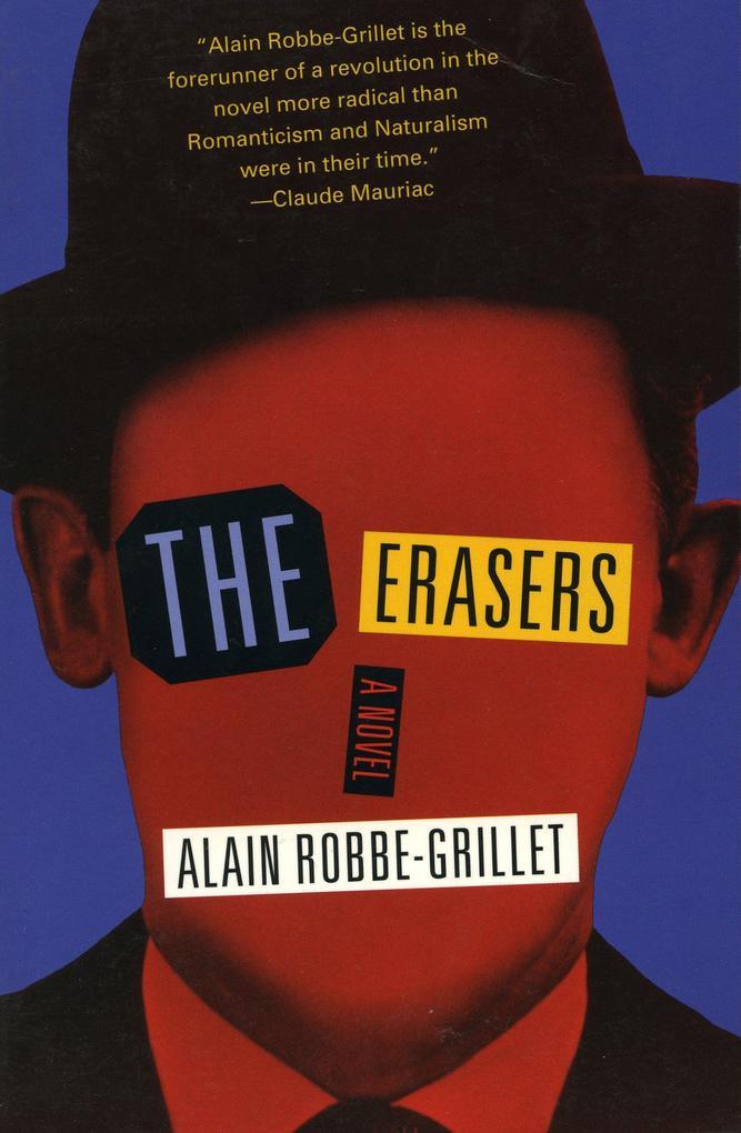 The Erasers als Taschenbuch