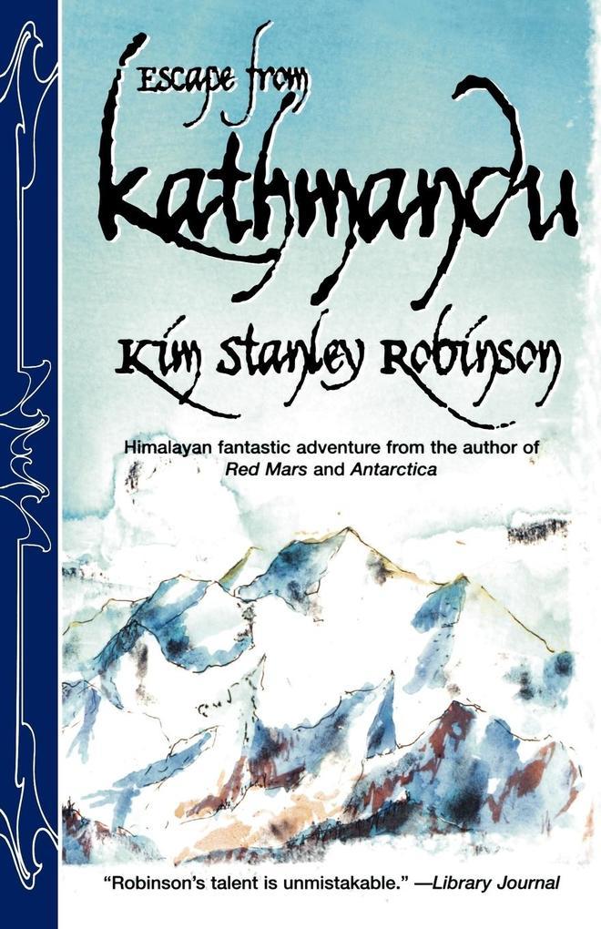 Escape from Kathmandu als Taschenbuch