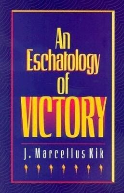 An Eschatology of Victory als Taschenbuch