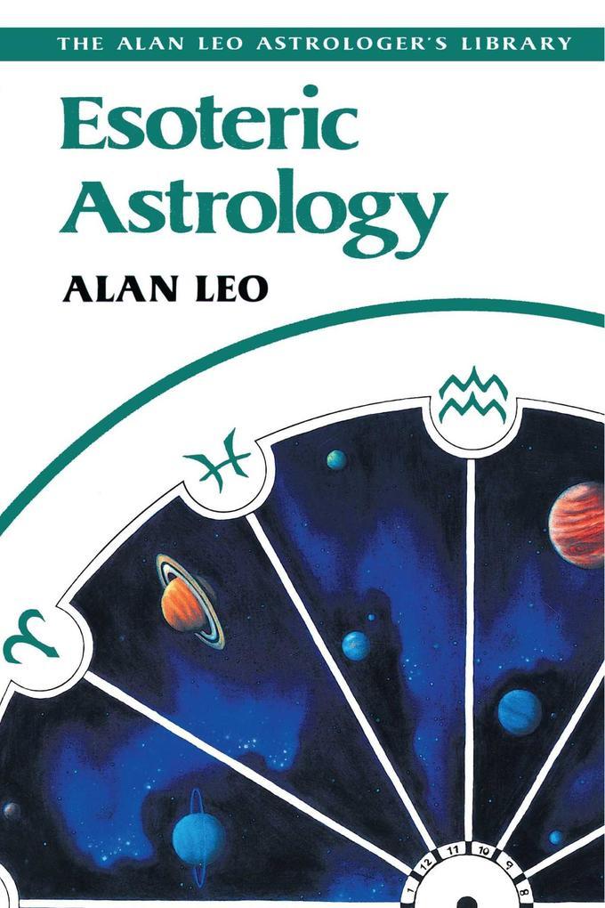 Esoteric Astrology als Taschenbuch