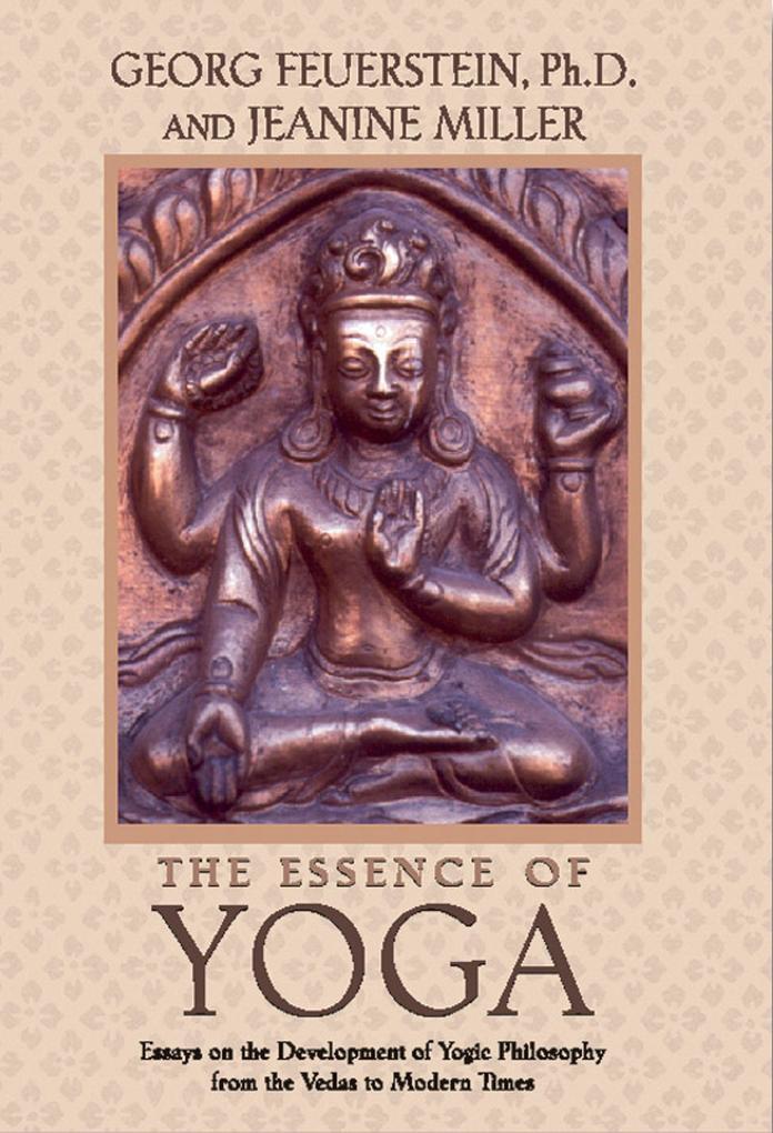 The Essence of Yoga als Taschenbuch