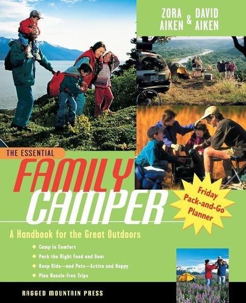 Essential Family Camper als Taschenbuch