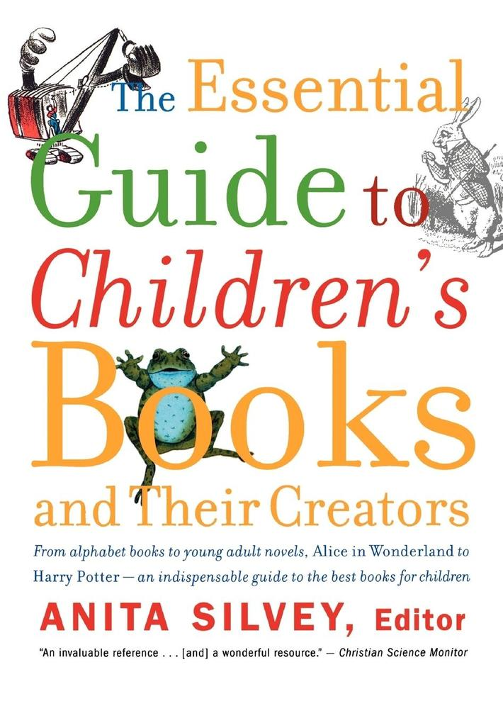 The Essential Guide to Children's Books and Their Creators als Taschenbuch