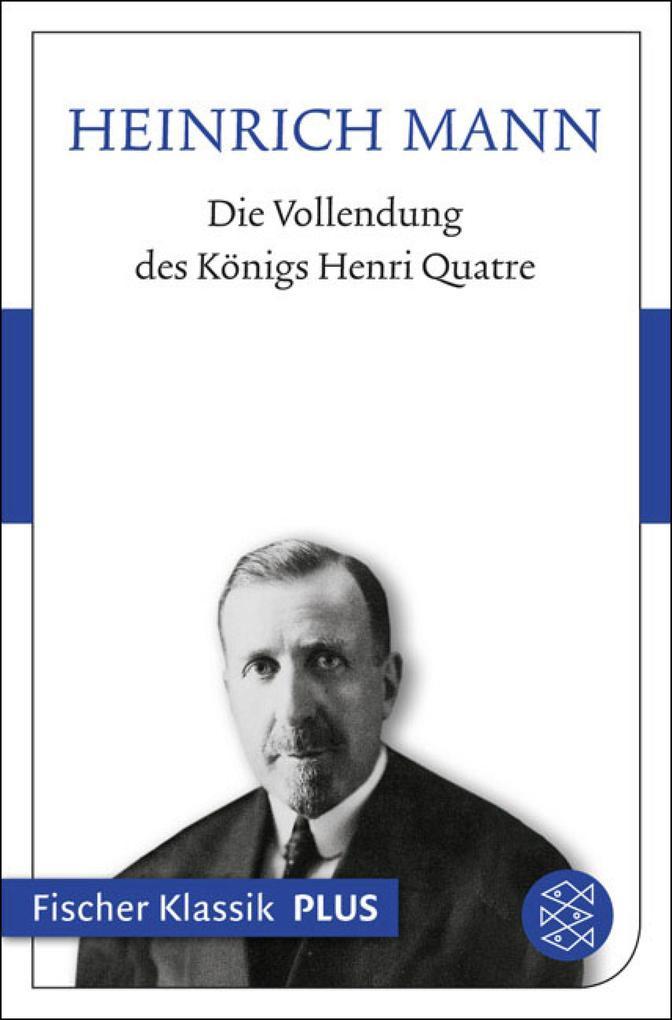 Die Vollendung des Königs Henri Quatre als eBook