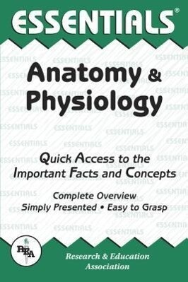 Anatomy and Physiology Essentials als Taschenbuch