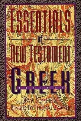 Essentials of New Testament Greek als Buch