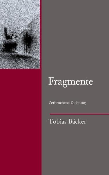 Fragmente als Buch von Tobias Bäcker