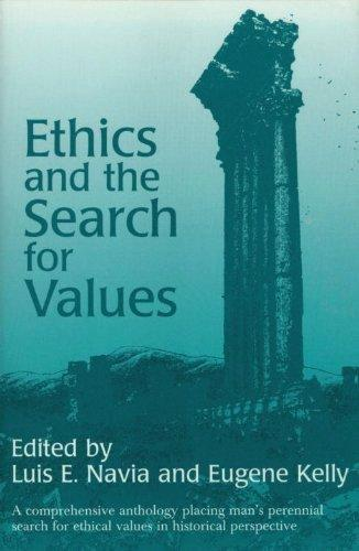 Ethics and the Search for Values als Taschenbuch