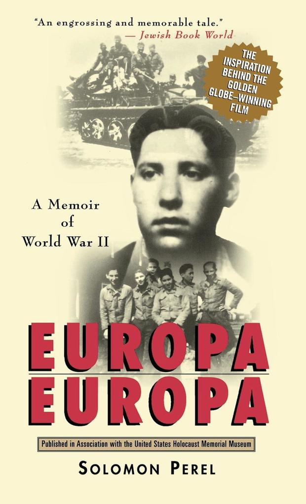Europa, Europa als Buch