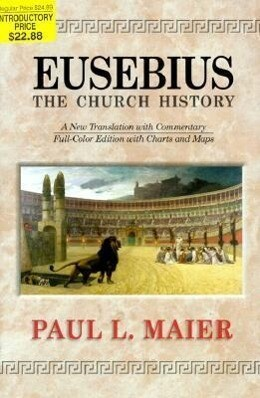 Eusebius--the Church History als Buch