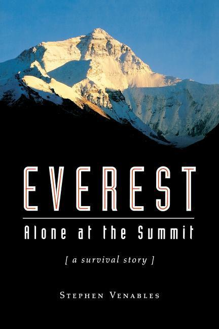 Everest: Alone at the Summit, (a Survival Story) als Taschenbuch