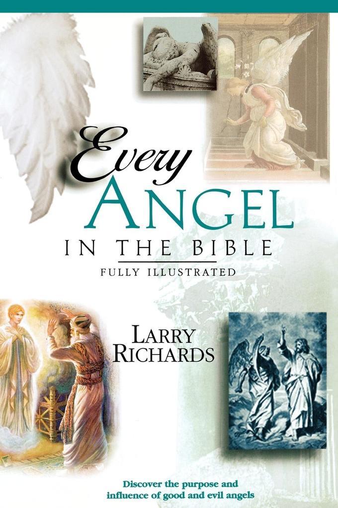 Every Angel in the Bible als Taschenbuch