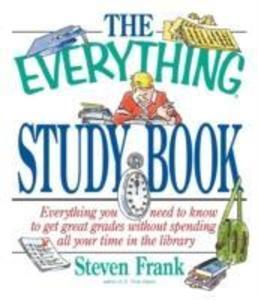 The Everything Study Book als Taschenbuch