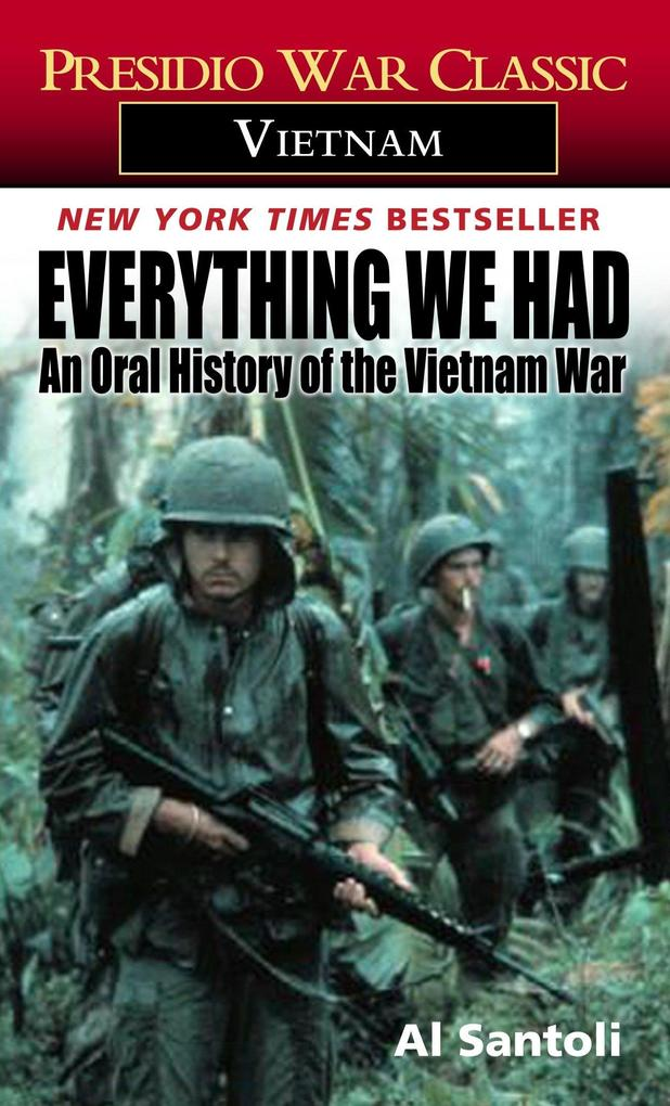 Everything We Had: An Oral History of the Vietnam War als Taschenbuch