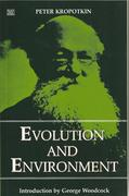 Evolution and Environment als Taschenbuch