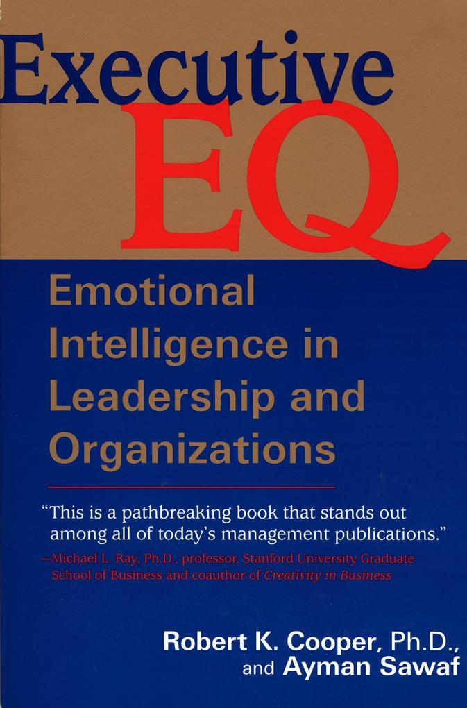 Executive E. Q. als Buch