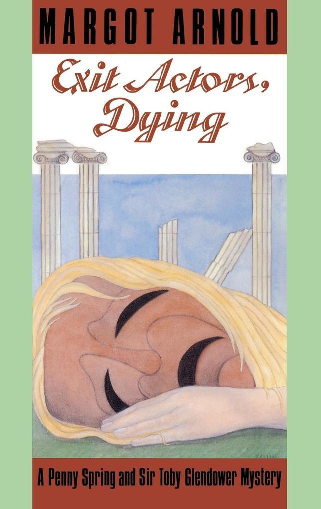 Exit Actors, Dying als Taschenbuch