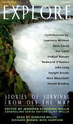 Explore: Stories of Survival from Off the Map als Hörbuch