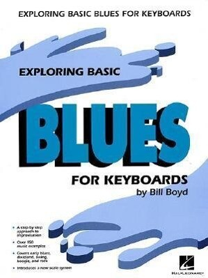 Exploring Basic Blues for Keyboard als Taschenbuch