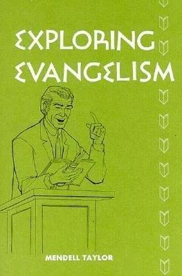 Exploring Evangelism als Buch