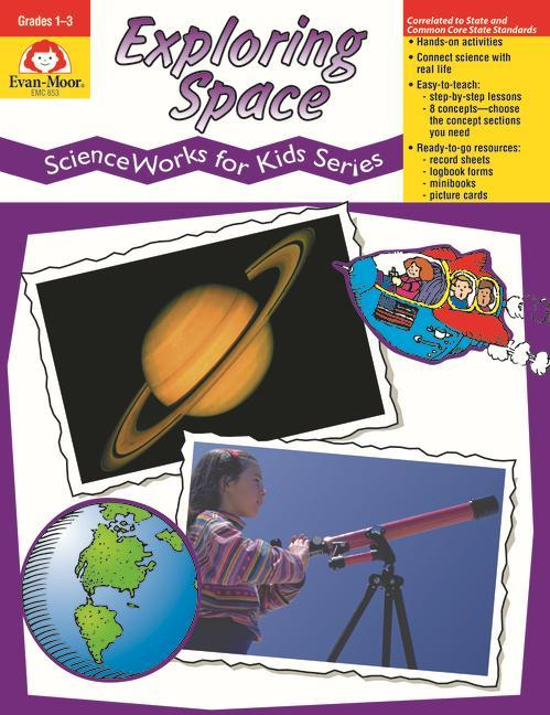 Exploring Space - Scienceworks for Kids als Taschenbuch