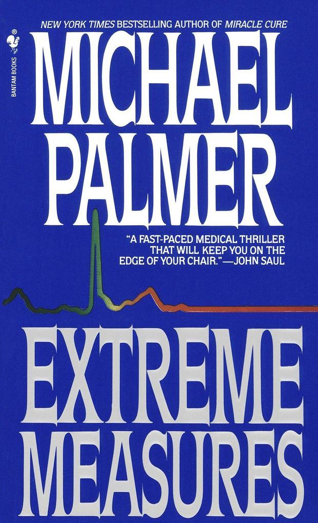 Extreme Measures als Taschenbuch