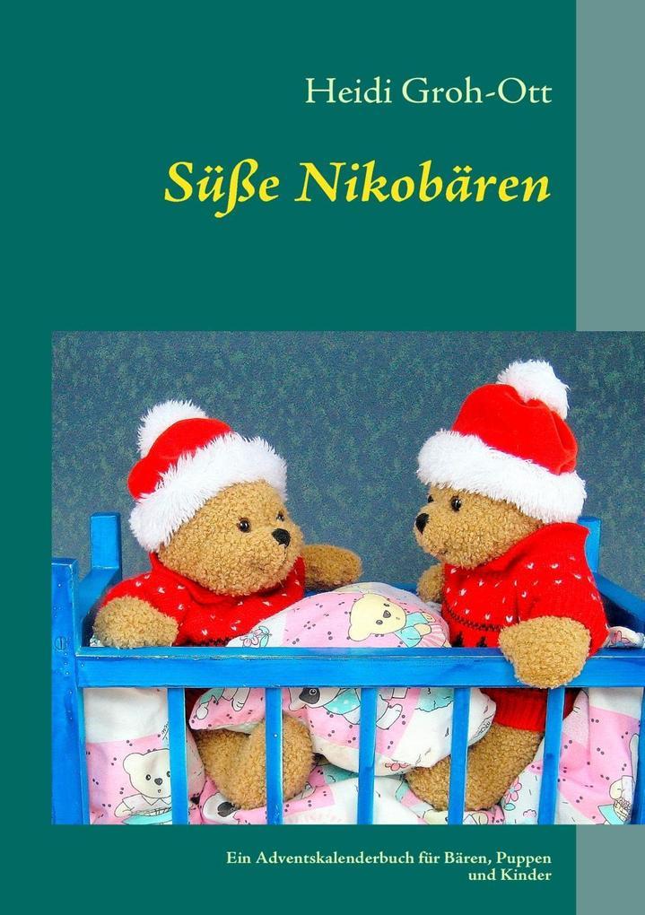 Süße Nikobären als eBook
