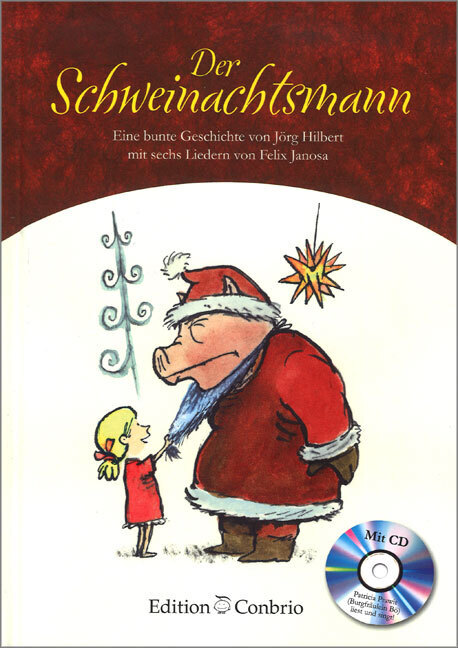 Der Schweinachtsmann als Buch