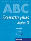 Schritte plus Alpha 3. Kursbuch mit Audio-CD