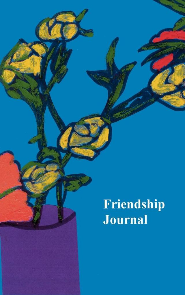 Friendship Journal als Buch