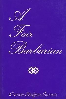 A Fair Barbarian als Taschenbuch