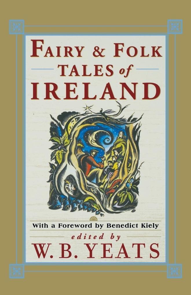 Fairy Folk Tales of Ireland als Taschenbuch