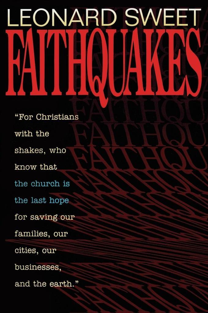 Faithquakes als Taschenbuch